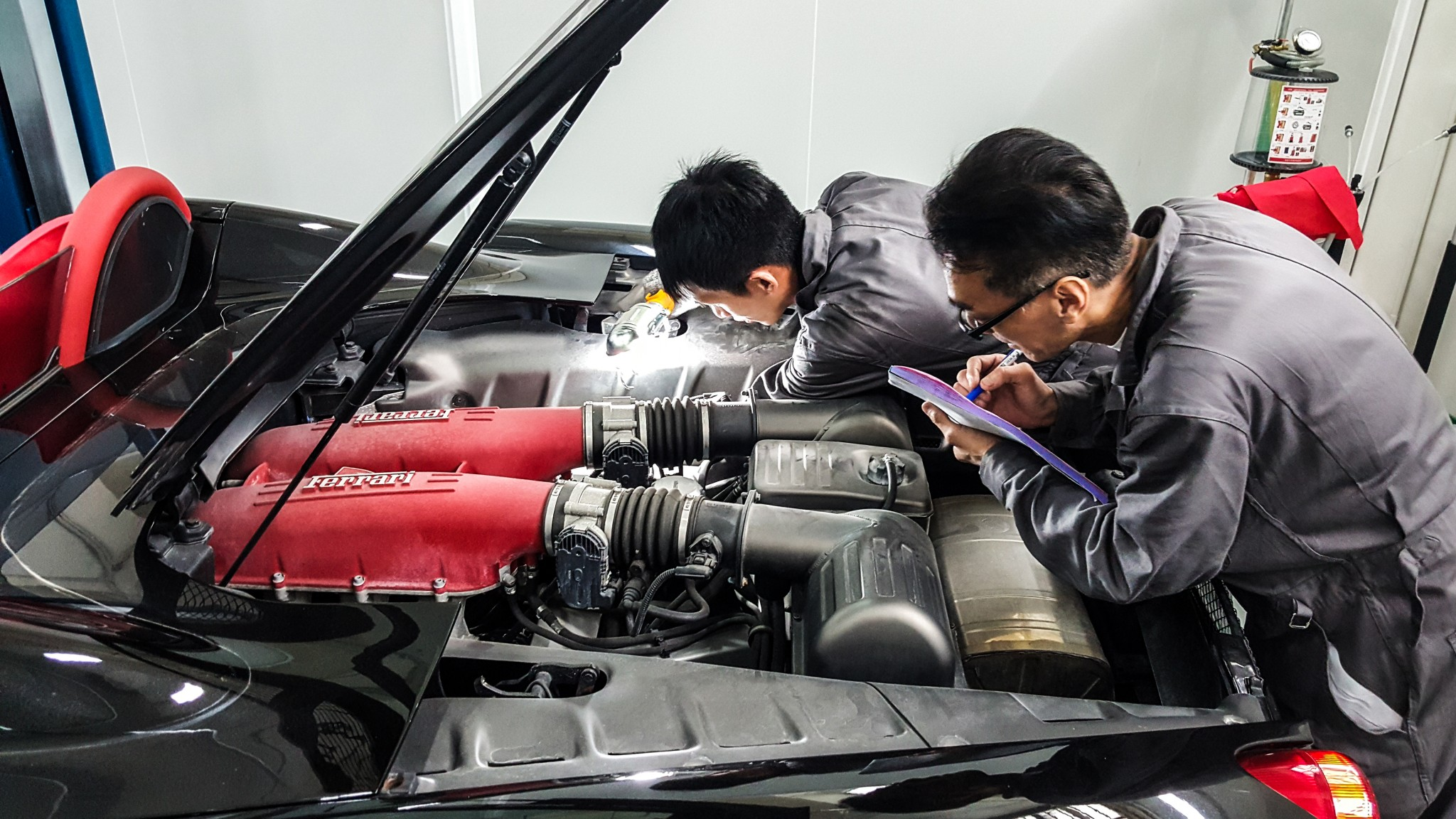 Kings Motor 王子汽車服務中心 運輸署指定車輛測試中心 預約驗車 年驗
