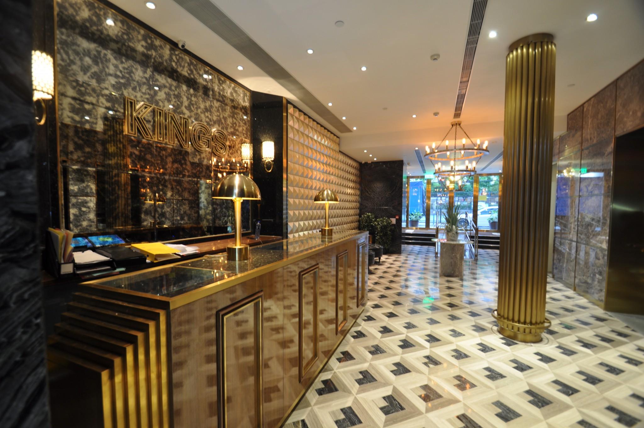 Kings Hotel 王子酒店  香港酒店 預訂房間 即時預訂 優惠價格