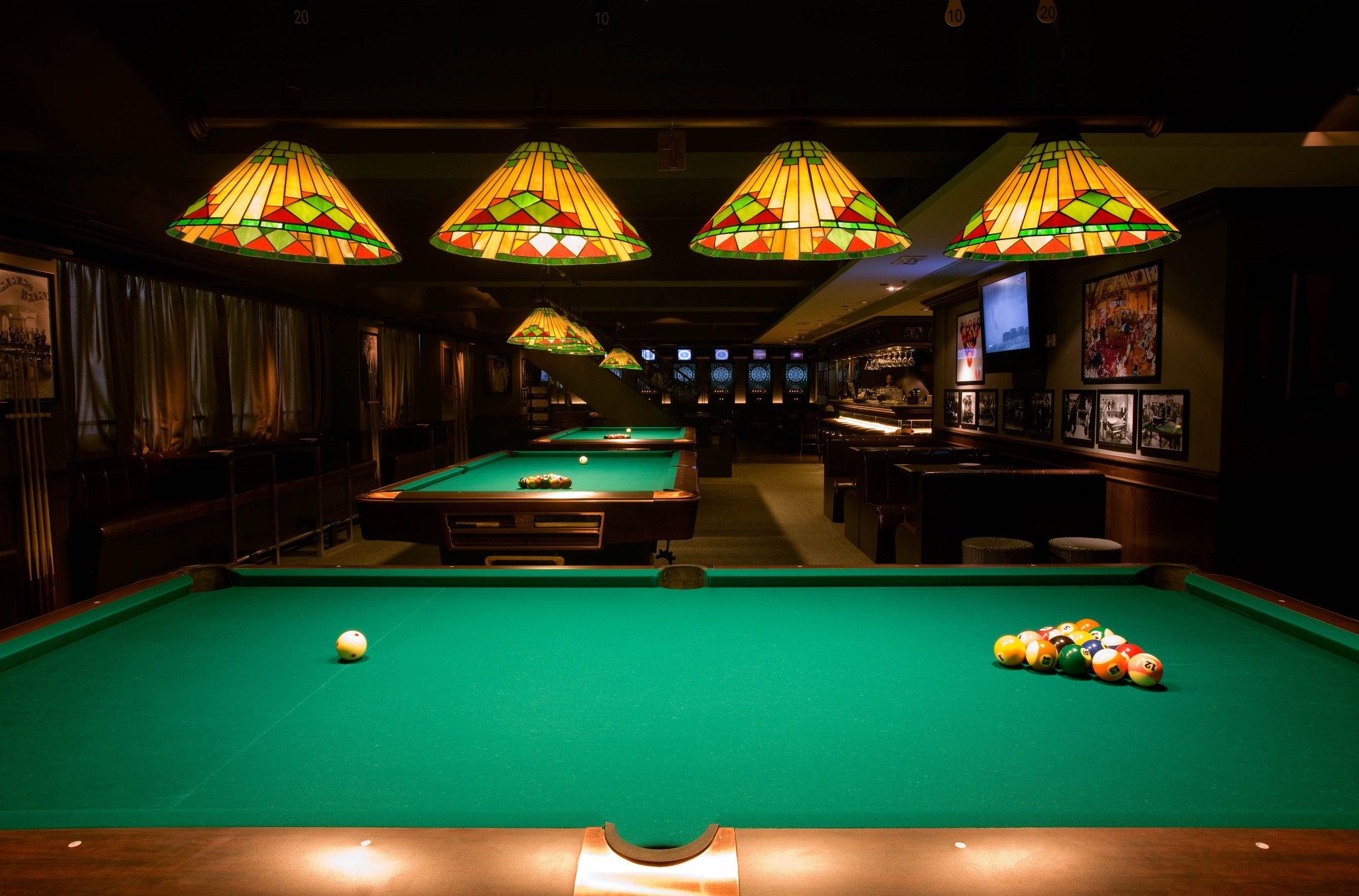 Knutsford Terrace 尖沙咀諾士佛臺Joe's Billiards & Bar酒吧 桌球 飛鏢 Beer Pong